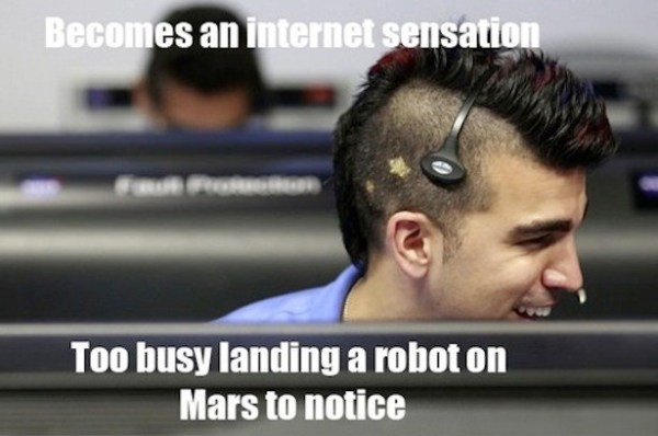 NASA Is the Government's One True Viral Hit Factory - The ...