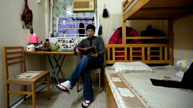 The Health Risks Of Small Apartments