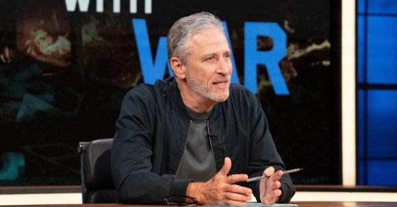 The New Anti-comedy of Jon Stewart