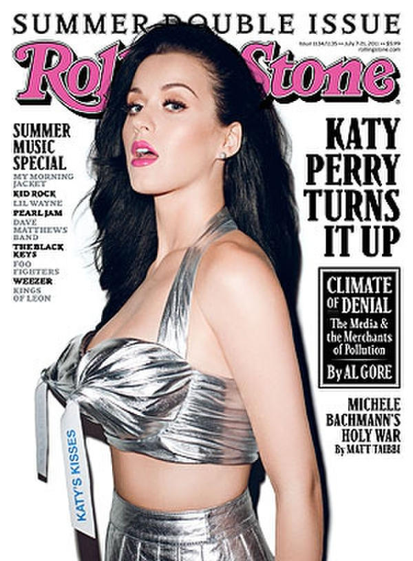 Katy Perry does Rolling Stone