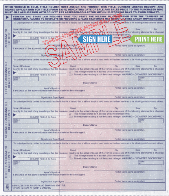 texas motor vehicle title transfer | caferacer.1firts.com
