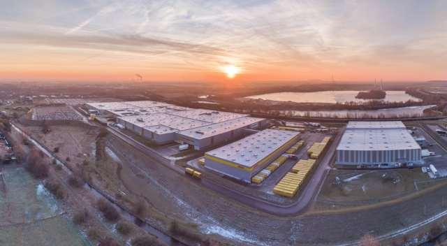 An Amazon distribution centre in Germany. Lukassek/Shutterstock