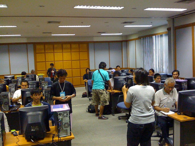 Civic groups are concerned about digital rights in Thailand. Credit: Keng Susumpow, CC BY-SA
