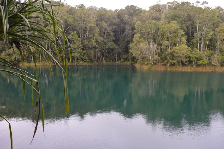 Lake Eacham, in the Atherton Tabelands. Credit: Mathias Chabal/flickr, CC BY-ND
