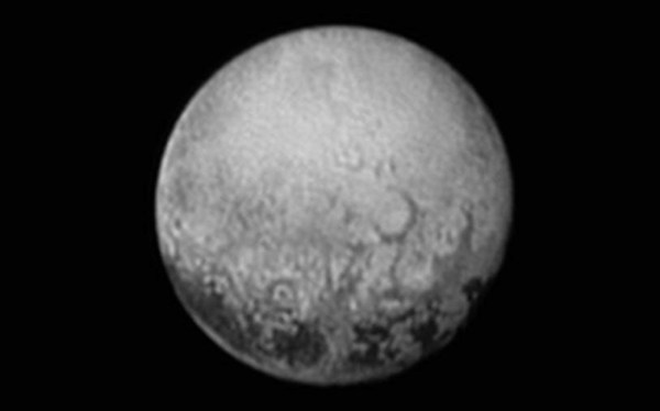Pluto and its collisioncourse place in our solar system