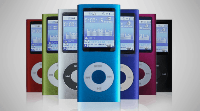 They Still Exist  The 9 Best Mp3 Players View in gallery
