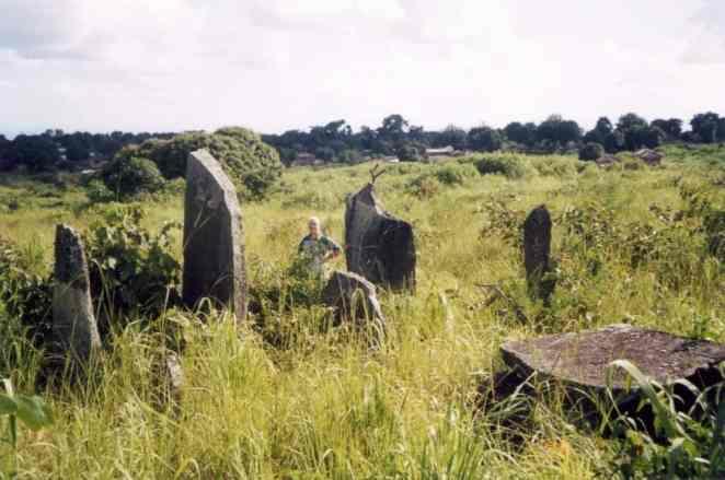 Bouar Megaliths