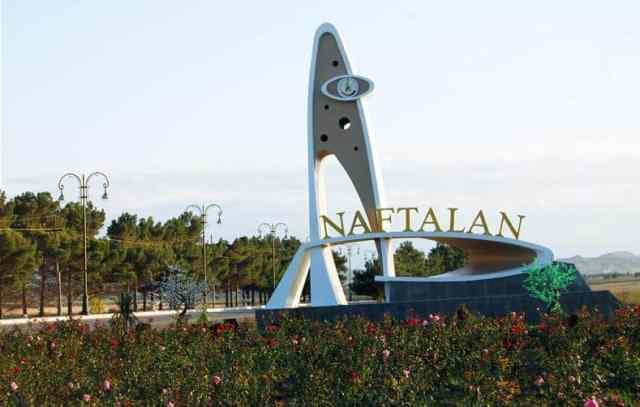 Naftalan Oil Resort