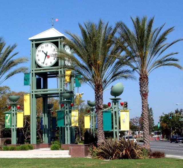 City Garden Grove Ca Parks