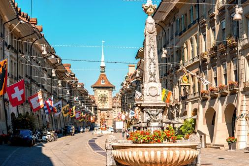 Image result for Old Town Bern, Bern