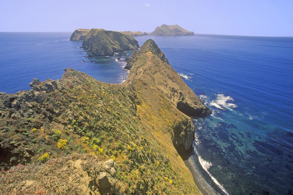 Parque Nacional Channel Islands
