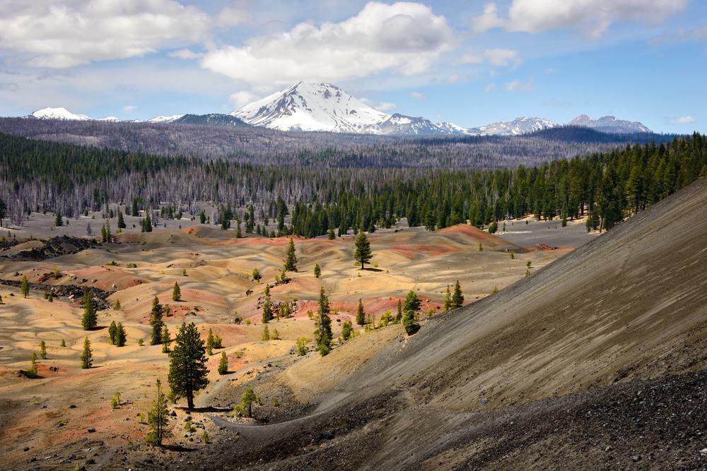 Parque Nacional Volcánico Lassen
