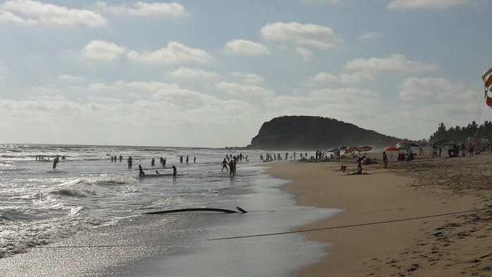 Playa Bruja