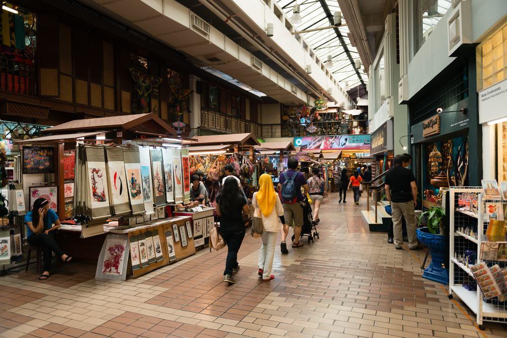 Fresh Market Sales Square Foot