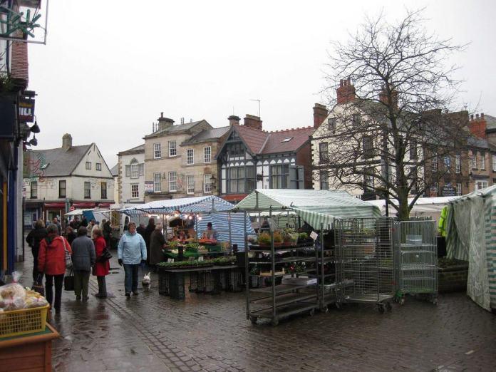 Knaresborough Market