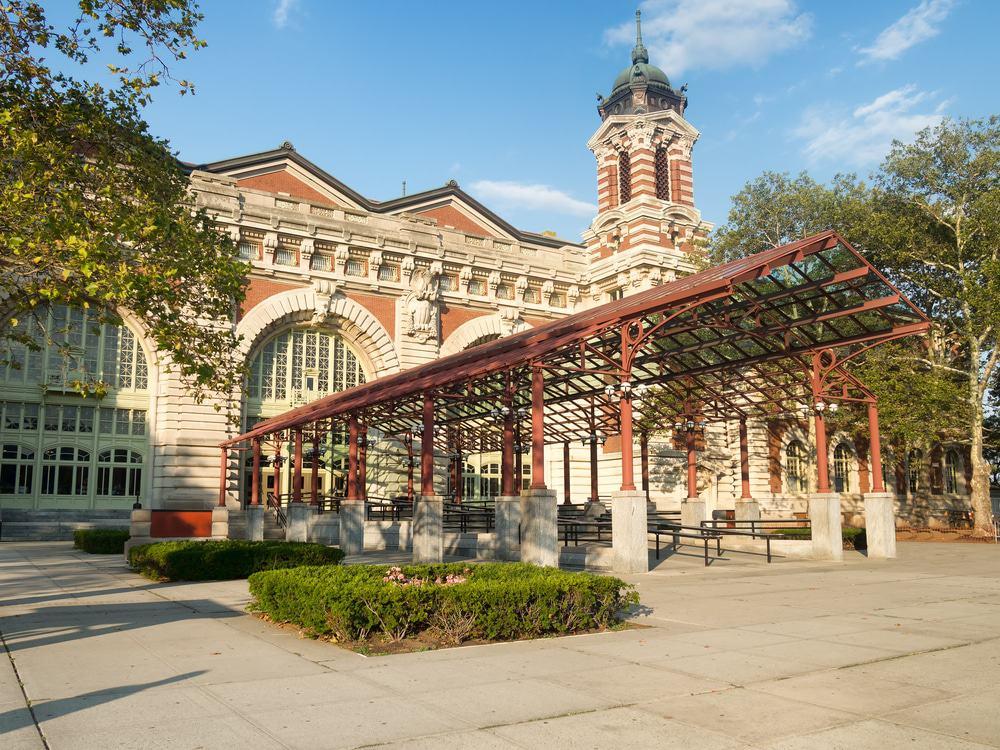 Museo Nacional de Inmigración de Ellis Island
