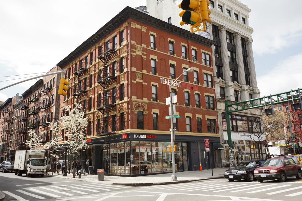 Museo de la vivienda, Nueva York