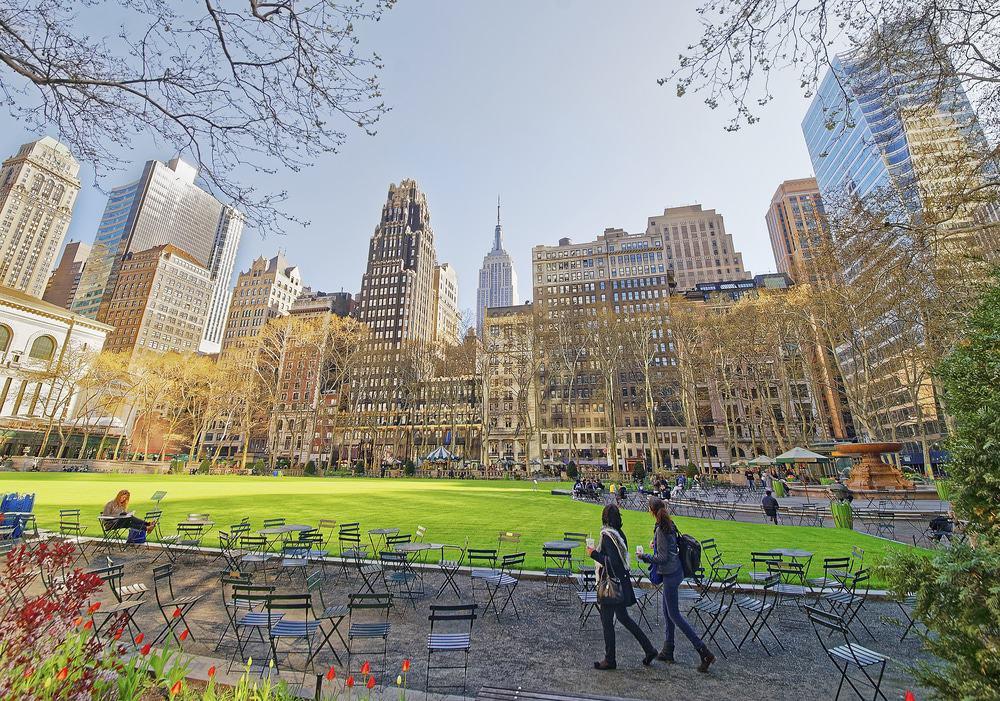 Bryant Park, Midtown Manhattan, Nueva York