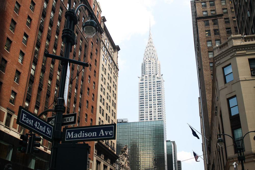 Edificio Chrysler, Nueva York