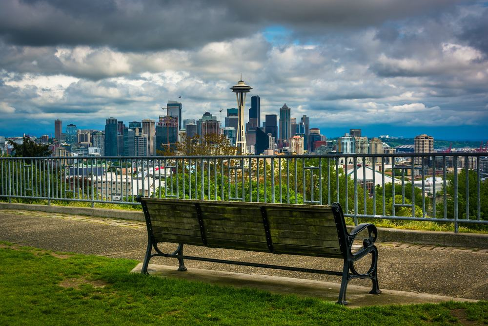 Parque Kerry, Seattle