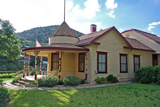 Muheim Heritage House Museum