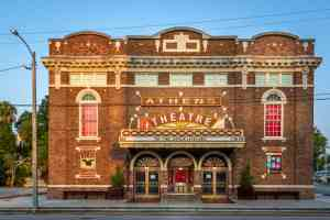 Image result for athens theater deland
