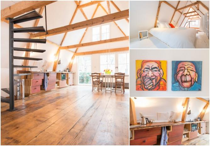 10 Stunning Airbnb Apartments In Amsterdams Jordaan