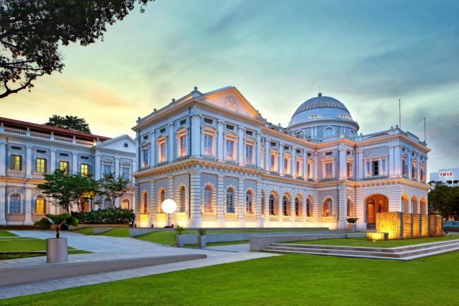 Singapore's 10 Unmissable Art Exhibitions in Summer 2014 on National Museum Of Singapore  id=16845
