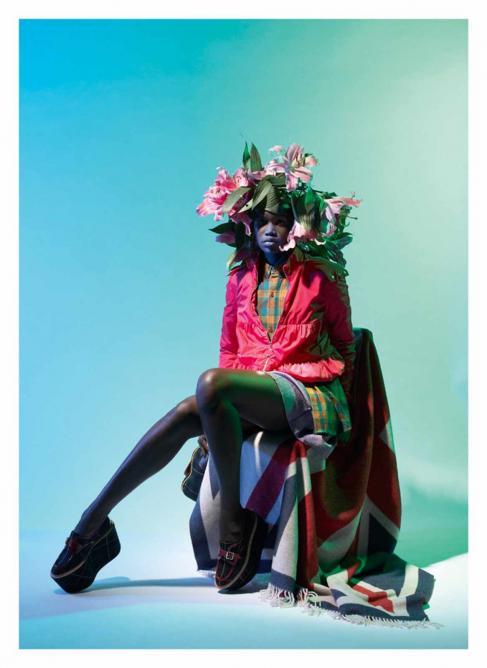 The African Queens – Namsa Leuba