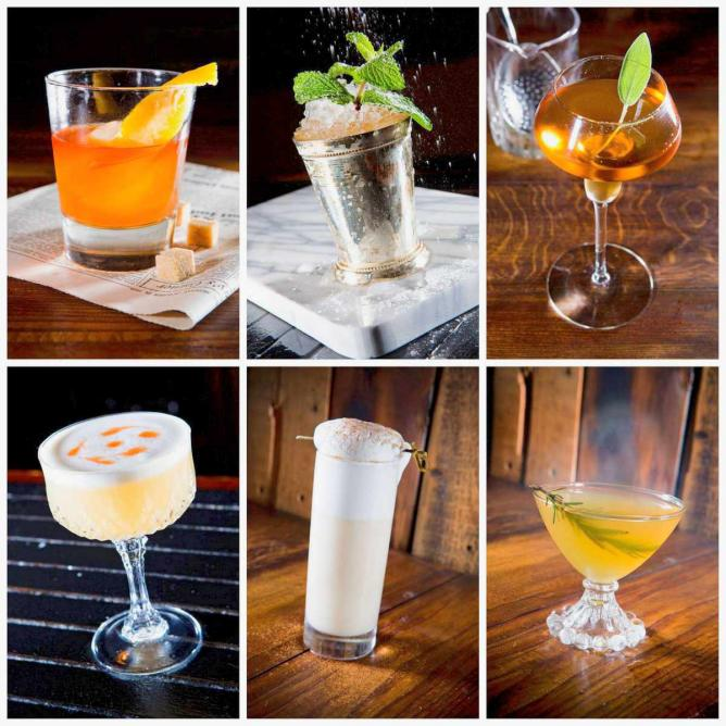 The Best Cocktail Bars In Pennsylvania