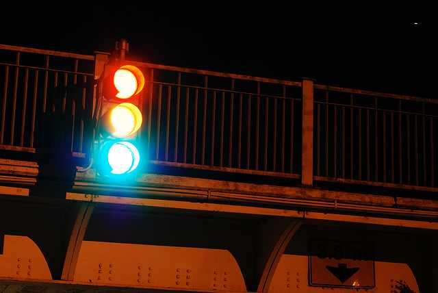 Traffic light | © Sean McGrath/Flickr
