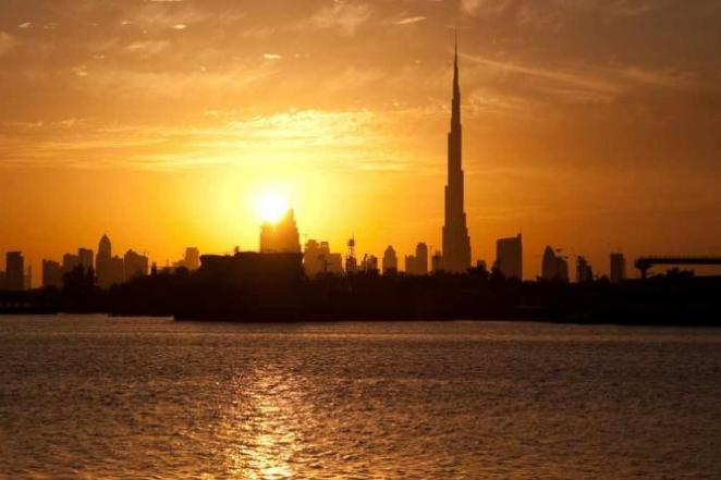 Dubai sunset | © the_dead_pixel/Flickr