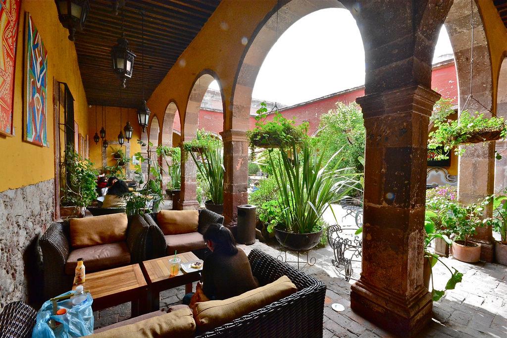 The Top 10 Restaurants In San Miguel De Allende Mexico