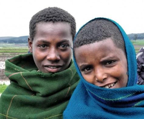 Children in Bahir Dar | Ethiopia © Rod Waddington