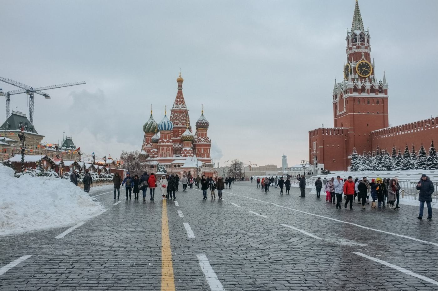 10 Essential Attractions to See in Moscow