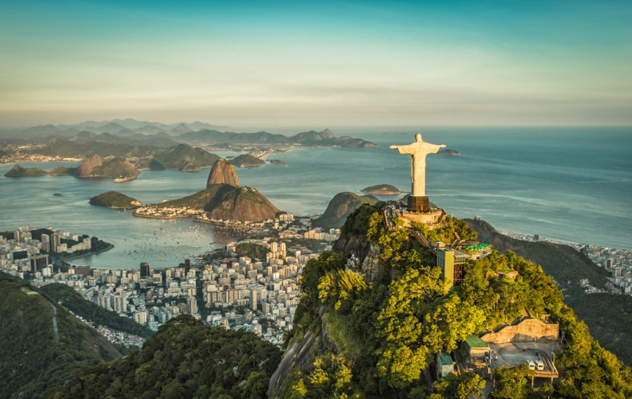 The Best of Culture in Brazil  South America