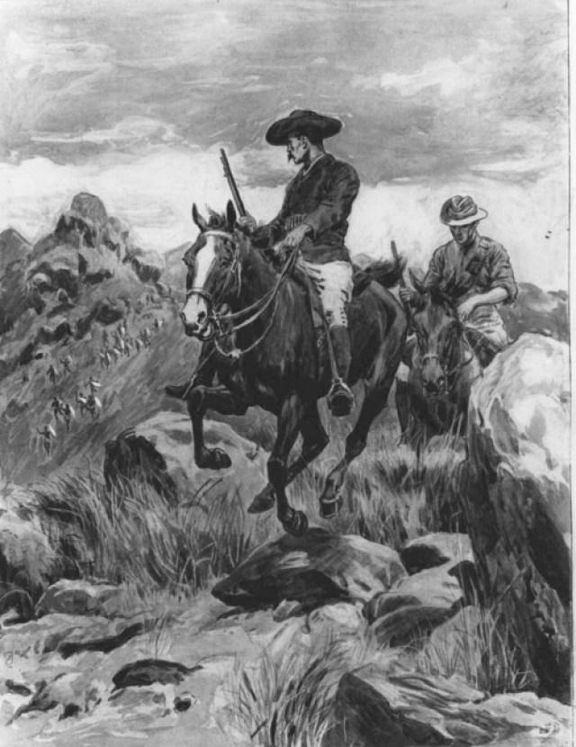 Conquest of Zimbabwe, the subject of Samkange's works  © Frank Dadd/WikiCommons