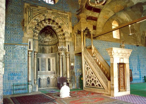 Aqsunqur Mosque   © Baldiri/WikiCommons