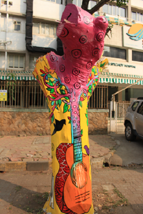 Mumbais Rastaa Chaap Amp The Nature Of Street Art