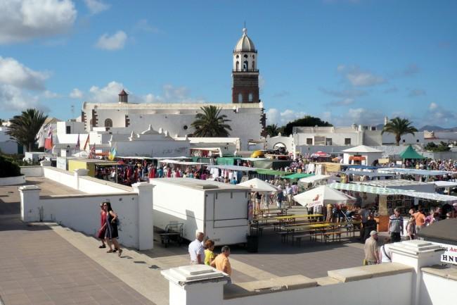 Teguise, Markt   © Wiki05/WikiCommons