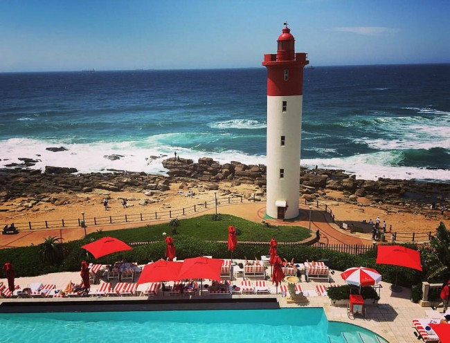 Durban Lighthouse Bar|© Mark Hillary / Flickr