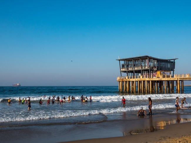 Moyo Pier, Durban, KwaZulu-Natal, South Africa | © South African Tourism /Flickr