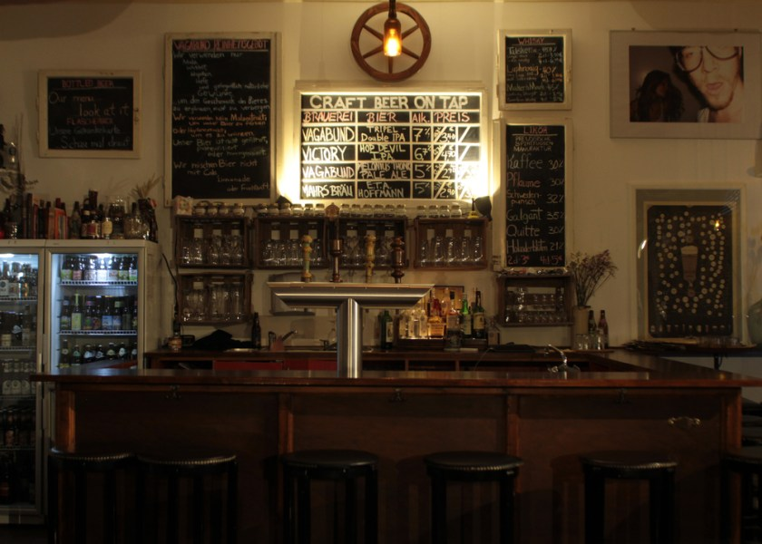The Best Bars For Craft Beer In Berlin The Taproom    Vagabund Brauerei