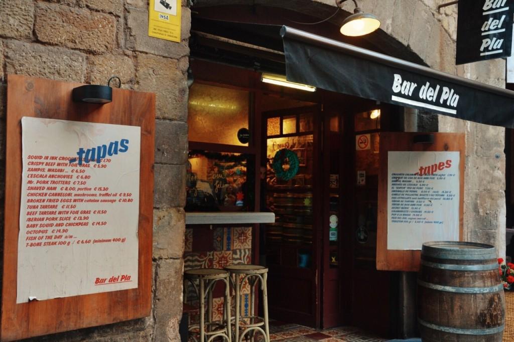 The Best Tapas Bars In El Born Barcelona