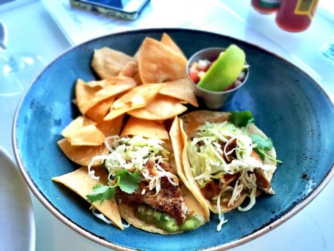 Fresh Fish Tacos | © T.Tseng/Flickr