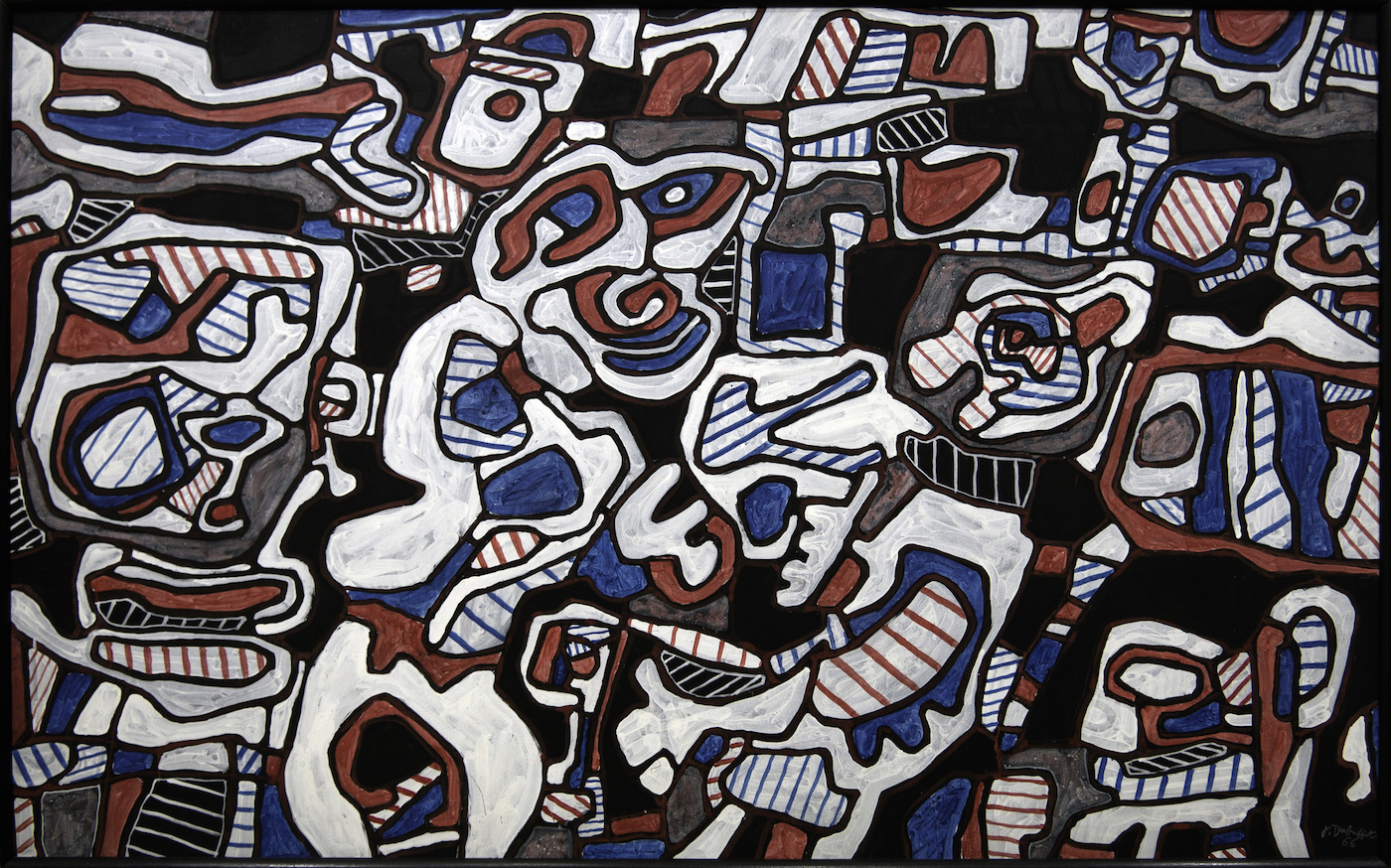 Jean Dubuffet Art Visionary A Look Back