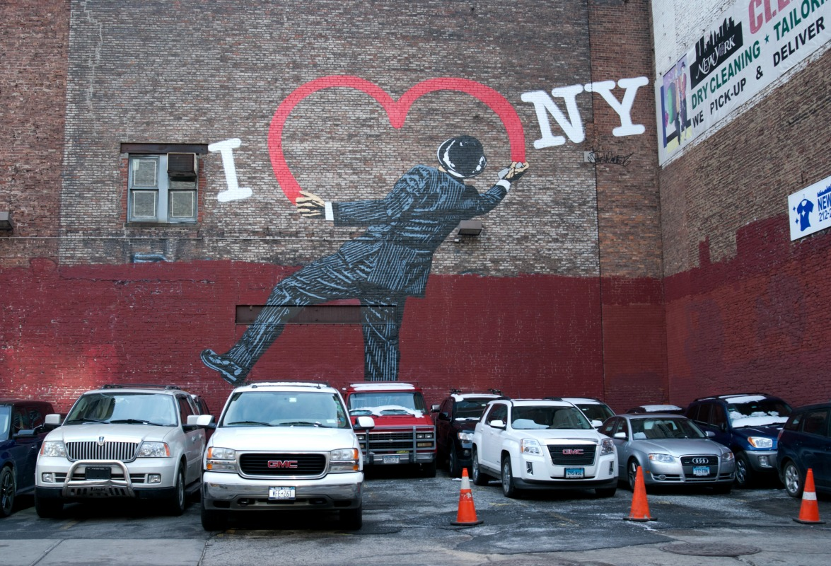 10 Places To Find Street Art In NYC