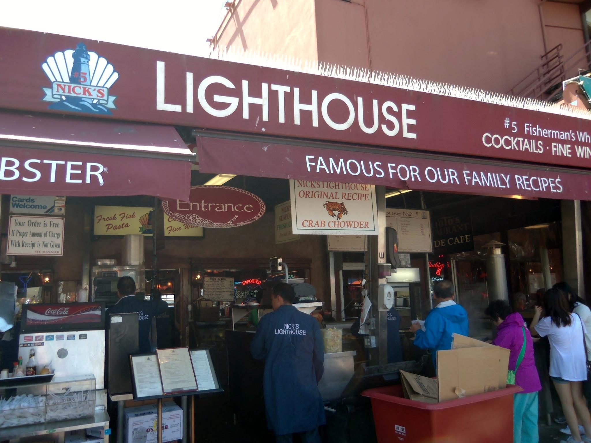 San Francisco Restaurant Wharf Seafood