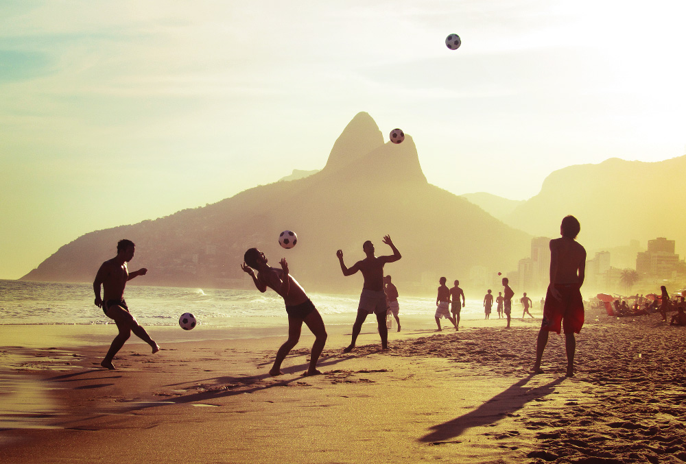 The Most Popular Sports In Brazil