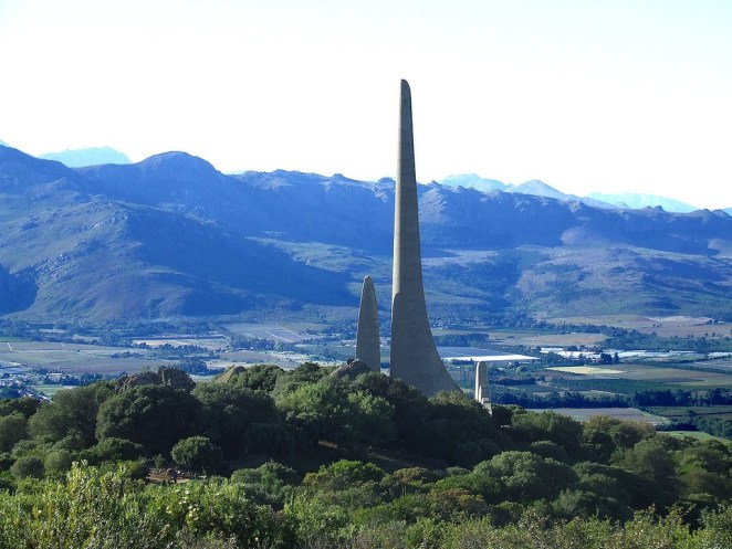 Afrikaans Language Monument, Paarl, Western Cape, South Africa © Robert Cutts/Flickr